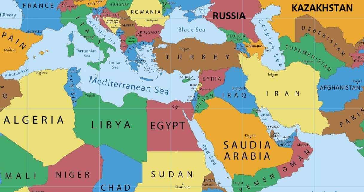 map-of-the-middle-east