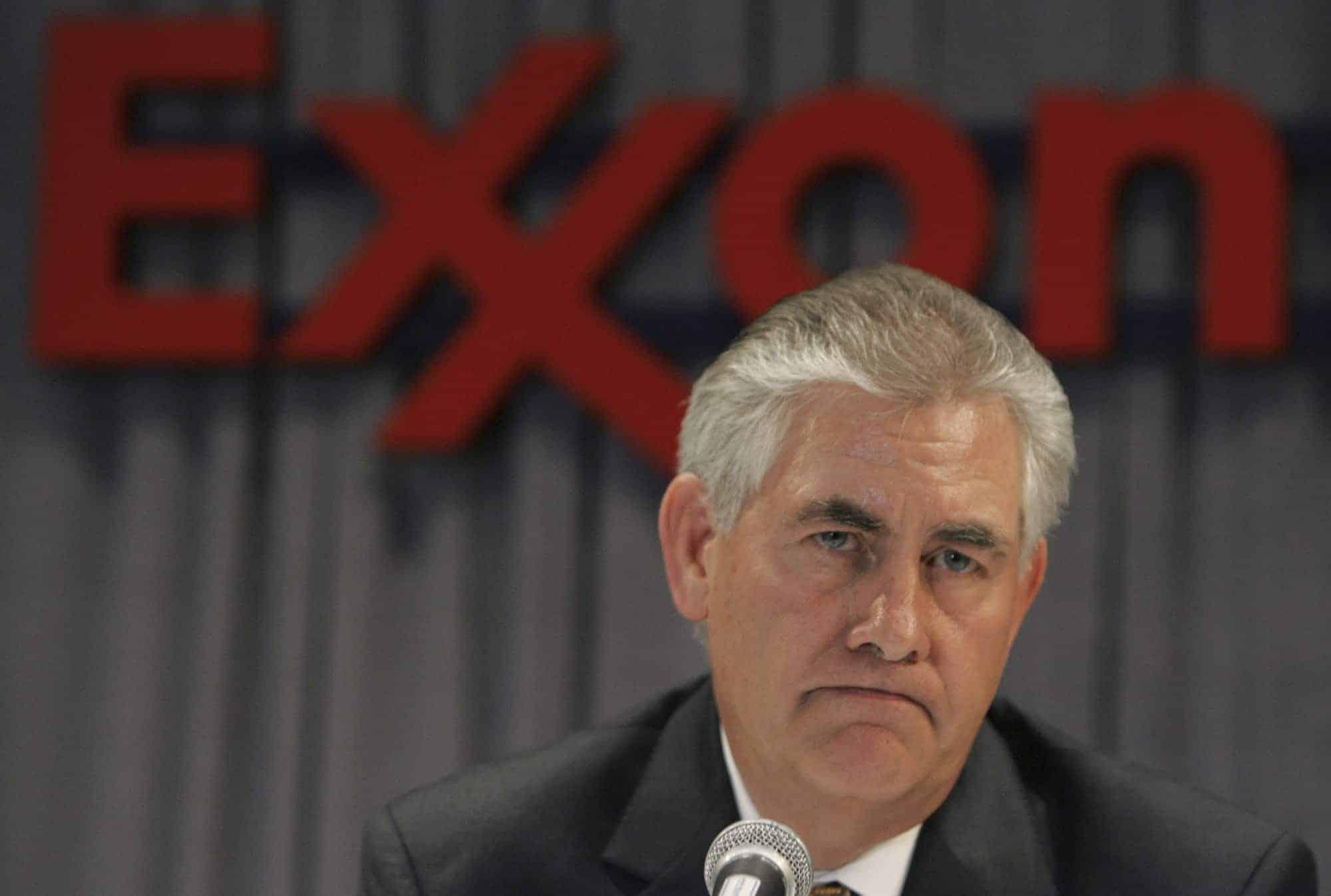 Rex W. Tillerson