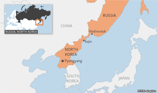 Exclusive: A newly-launched Russian passenger ferry was detained for carrying suspected military cargo destined for North Korea. The new evidence Moscow is supplying Kim Jong-Un with missile technology to threaten the U.S.
