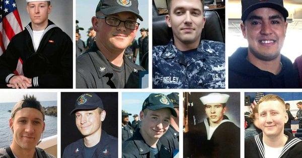 Lost sailors