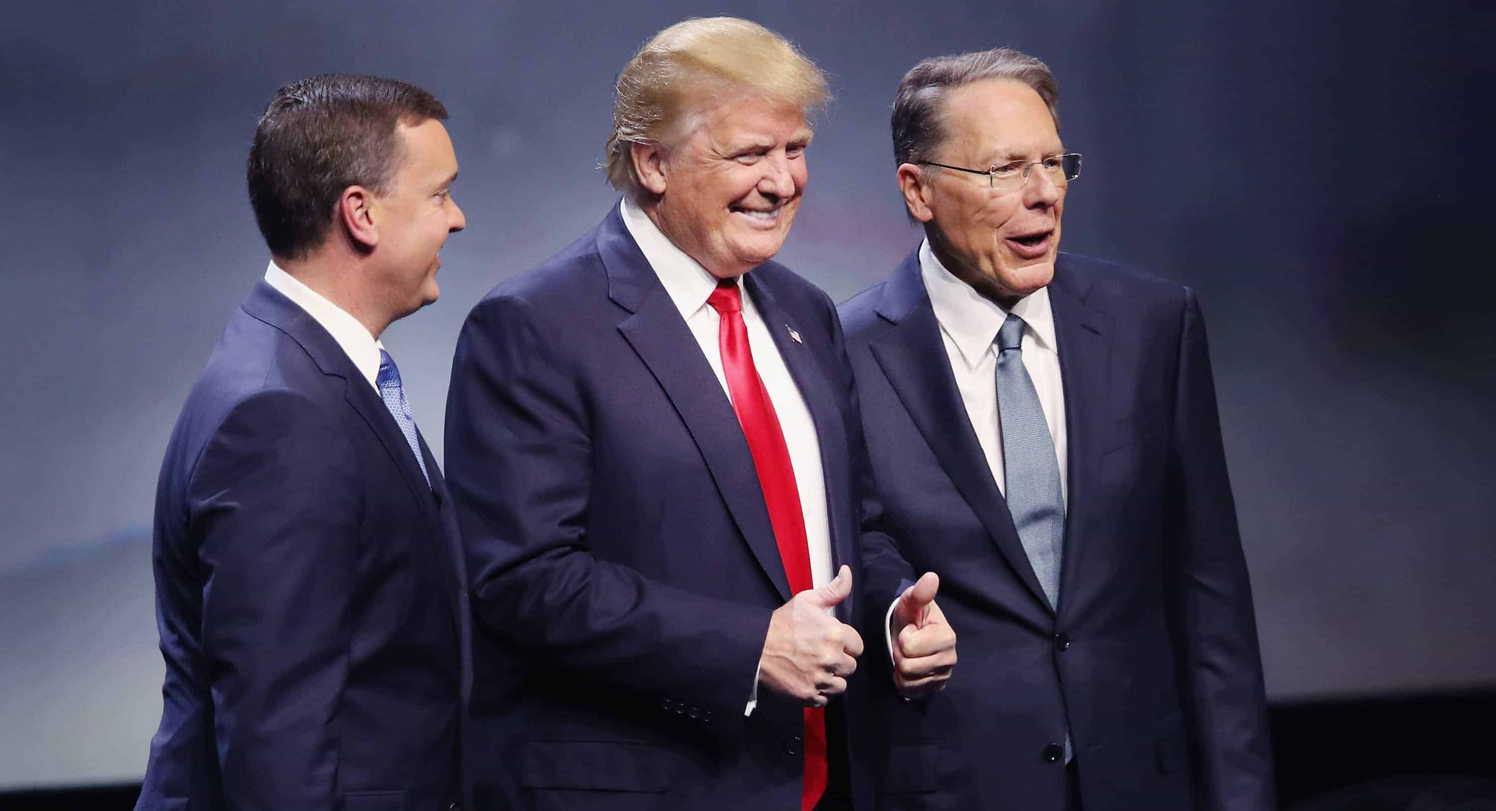 How a Russian central banker and suspected mob boss infiltrated the NRA and helped get Donald Trump elected.