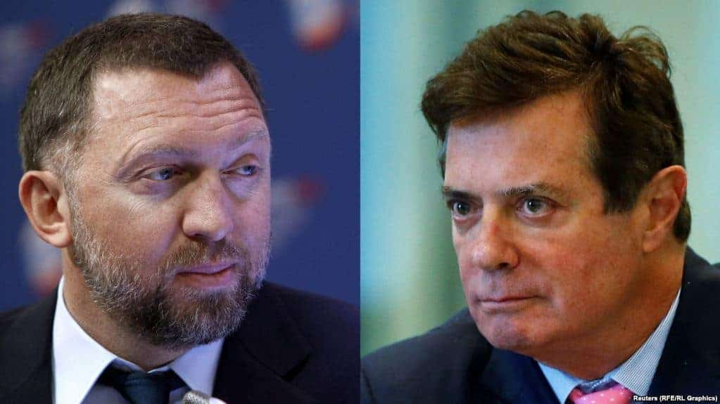 The many possible crimes of Paul Manafort.